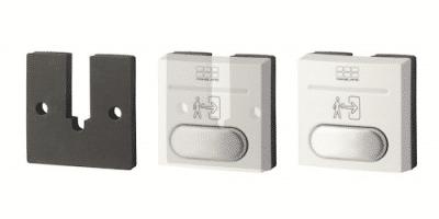 Drukknoppen vulplaat voor kabelgoot P25 voor DK30/DK50 (4 stuks)